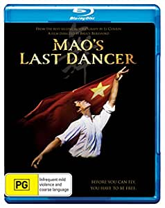 Mao's Last Dancer Blu-Ray