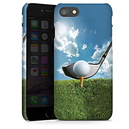DeinDesign Apple iPhone 7 Hülle Premium Case Cover Golf Golfschlaeger Sport