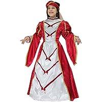 VESTITO COSTUME Maschera di CARNEVALE bambina - GIULIETTA - Taglia 9/10 anni 115 cm