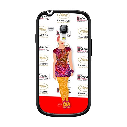 coques-iphone - Cover Red Carpet Festival di Cannes per Samsung Galaxy S3 MINI