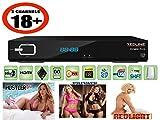 Redline TS 150 Plus HD CA,USB,PVR, 3 Erotik Sender für 1 Jahr