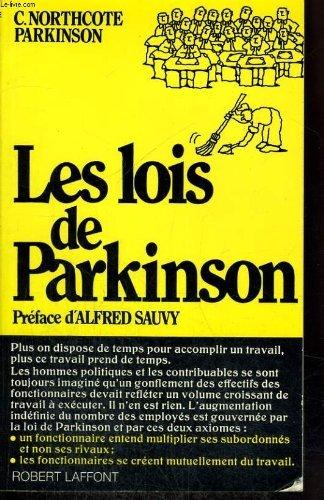 LOIS DE PARKINSON