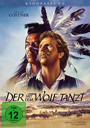 Der mit dem Wolf tanzt (Kinofassung, 2 Discs)
