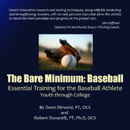 the-bare-minimum-baseball-essential-training-for-the-baseball-athlete-by-donn-dimond-2008-11-25