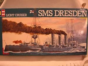 Revell SMS Dresden Light Cruiser 1:350
