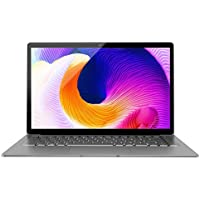 "CHUWI LapBook Air (2018) - Ordenador Portátil Ultrafino de 14.1"" FHD - Gris Plateado (Intel Celeron N3450, 1920x1080P, Windows 10, 8GB RAM, ROM 128GB) con Pegatinas de Teclado de Español"