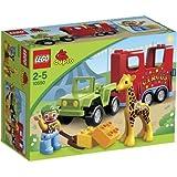 LEGO Duplo - Le transport du cirque - 10550 by LEGO