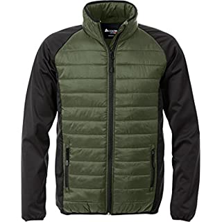Acode 117875 Padded Winter Jacket Olive Green L