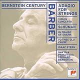 Barber/ W.Schuman - Orchestral Works