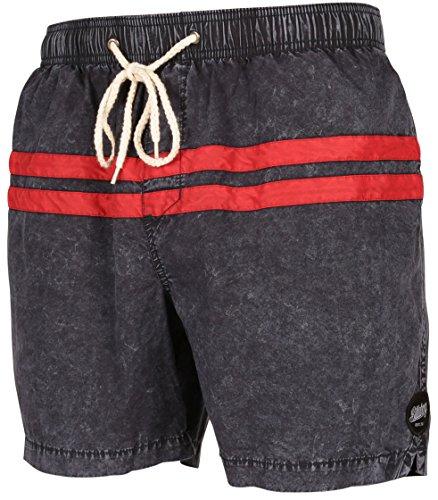 Billabong, Pantaloni corti Uomo Mario Acid, Blu (Navy), L