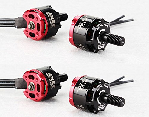 Emax RS1306 FPV Racing Brushless Motor 3300kv 3S-4S 12,5g Quadcopter Set - 12,5 A Motor