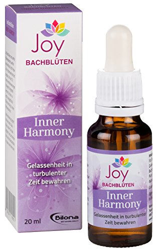 Innere Harmonie - Bachblüten Komplexmittel, alkoholfrei, 20 ml Stockbottle