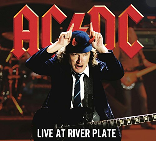 AC/DC: Live At River Plate (Audio CD)