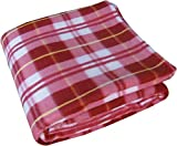 ShopGalore Single Bed AC Blanket - Purpl...