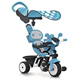 Smoby - 740601 - Baby Driver Confort - Tricycle - Bleu