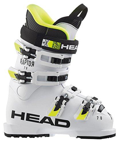 """HEAD Kinder Skischuh Raptor 70"""" Weiss (100) 23,5"""