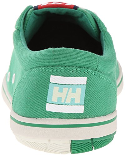 Helly Hansen Salt Lo 2, Sneakers Basses Homme Multicolore - Verde / Blanco (826 Smaragd Green / Off White)