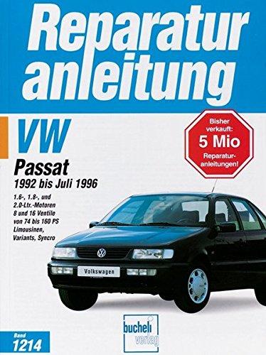 Preisvergleich Produktbild VW Passat IV (Reparaturanleitungen)