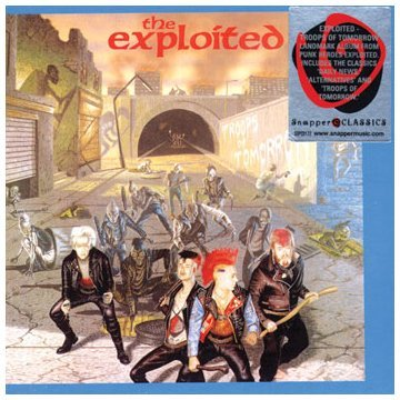 Troops Of Tomorrow by Exploited (2004-09-27)