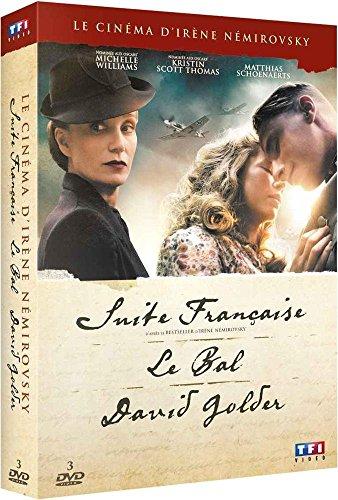 Le Cinéma d'Irène Némirovsky: Suite Française + Le Bal + David Golder