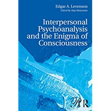 Interpersonal Psychoanalysis and the Enigma of Consciousness (Psychoanalysis in a New Key Book Series)