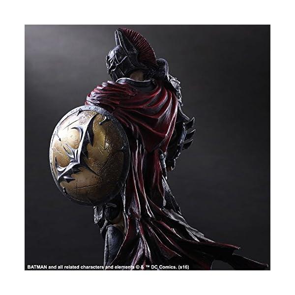 DC Comics Variant Play Arts Kai Figura Batman Timeless Sparta 27 cm 4