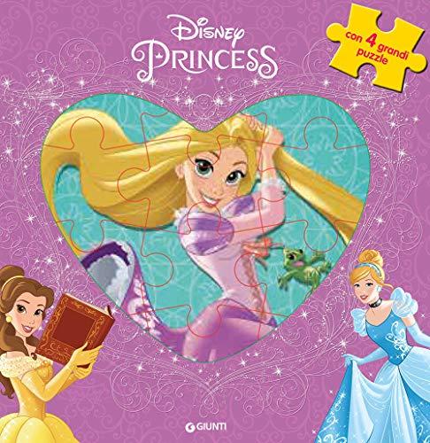Principesse. Libro puzzle di Augusto Macchetto