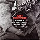 Complete Discovery-Savoy Master Takes by Art Pepper (2006-01-01)