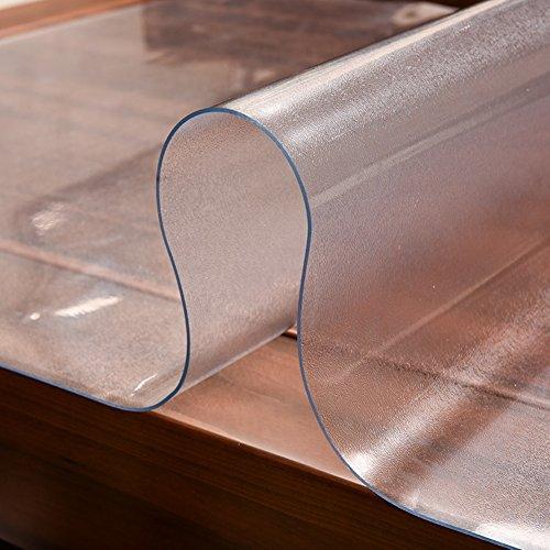 HM&DX Helado Transparentes Manteles mesa PVC Impermeable