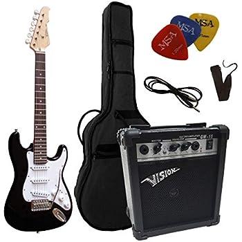 B-WARE Rocktile Junior E-Gitarre 3//4 Sunburst Schülergitarre Kindergitarre