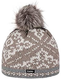 Eisbär Dalia Luxury Pompom Hat Winter Beanie Knit Beanie