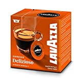 Lavazza A Modo Mio Delizioso Coffee Capsules (1 Pack of 16)