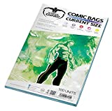 Ultimate Guard Comic Bags Resealable Current Size (100) Ultimate Guard [importato da UK] immagine