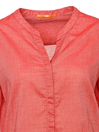 BOSS Orange Damen Bluse Rot (612)