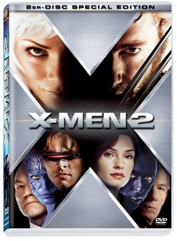 X-Men 2 [Special Edition] [2 DVDs]