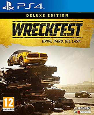 Wreckfest: Deluxe Edition (PS4)