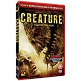 Creature [DVD] by Mehcad Brooks