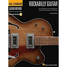 Rockabilly Guitar - Stylistic Supplement To The Hal Leonard Guitar Method Book & Audio by Fred Sokolow (2011-04-19)
