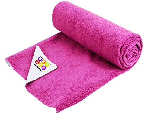 Bey Bee - Waterproof Bed Protector Baby Care Sheet, Rani Pink (Small) {70cm X 50cm}  available at amazon for Rs.157
