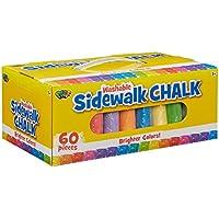 Slinky Jumbo Sidewalk Chalk 60/Pkg-