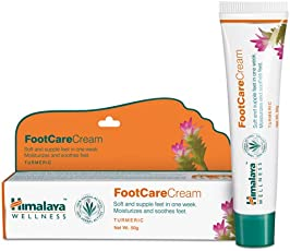 Himalaya Wellness Foot Care Cream, 50gm