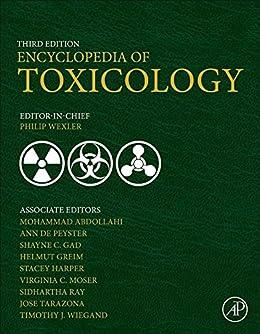 Encyclopedia Of Toxicology por Philip Wexler epub