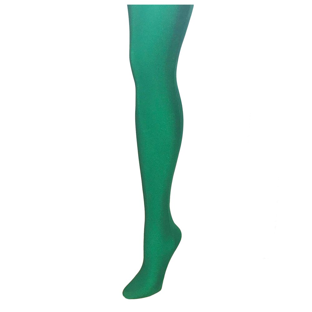 Beyco (Alan Sloane) Alan Sloane solide Herrenstrumpfhose - Kelly-Grün (l)