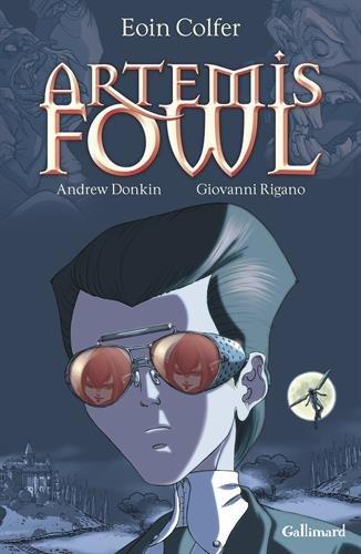 Artemis Fowl: La bande dessinée