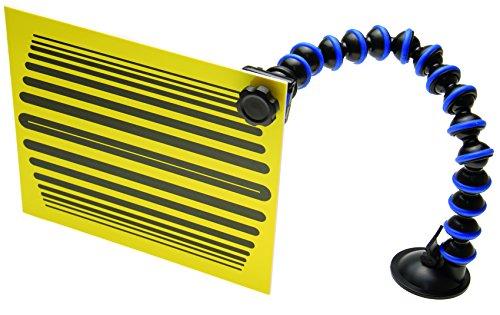 BGS 865-4   Fixierschild für Smart Repair / Dellenspiegel   gelb