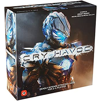 """Portal Games PLG071 """"Cry Havoc"""" Card Game"""