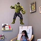 MARVEL AVENGERS ASSEMBLE HULK Wall Sticker Children Nursery Wall sticker (Large)