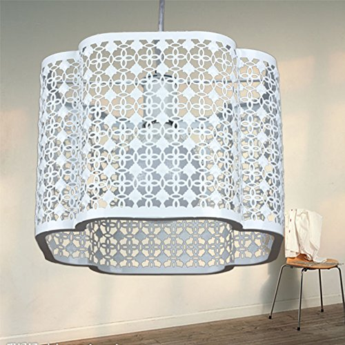 RFF-stile europeo creativo unico Sala da pranzo minimalista moderna camera da letto salotto LED Lampadario 250 * 250 ferro battuto singola testa