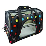 Hundetragetasche Katzentragetasche Haustiertasche Tragetasche Transporttasche Hunde Katzen Tragbar Transportbox Punkt L