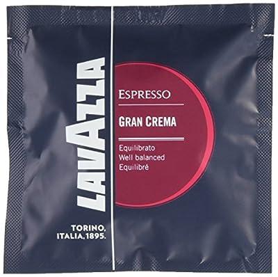 Lavazza Espresso Gran Crema ESE Coffee Paper Pods 44mm (150 sachets)